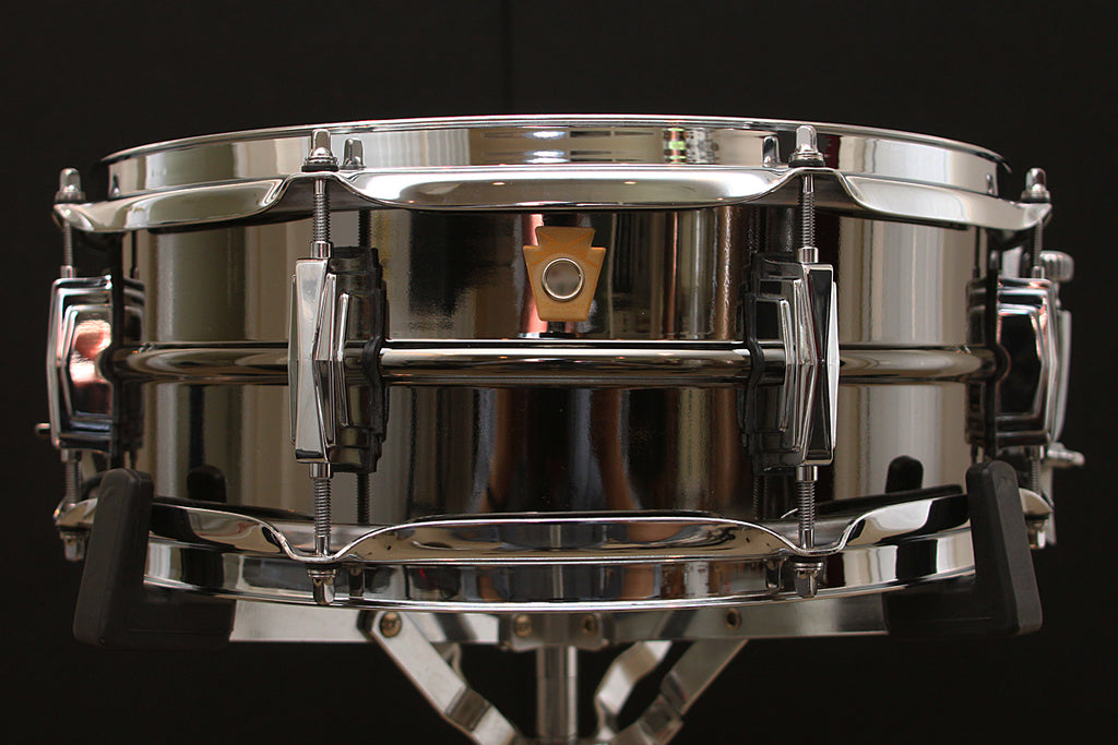 "Ludwig Black Beauty 5"" x 14"" 8-Lug Snare LB414"