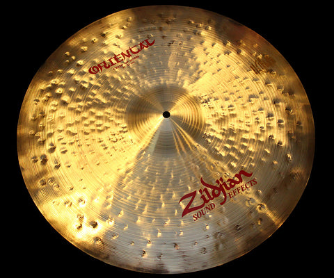 "Zildjian FX Oriental 20"" Crash of Doom (2027g)"
