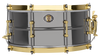 "Ludwig 110th Anniversary Black Beauty 6.5"" x 14"" 8-Lug Snare"