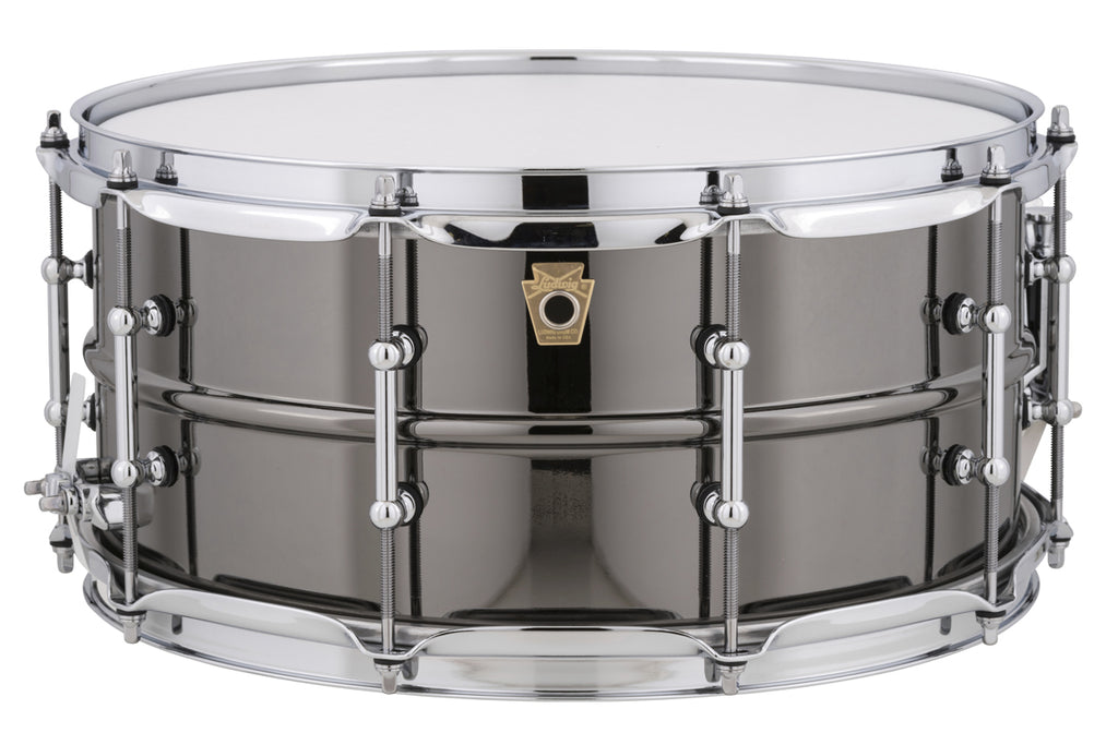 "Ludwig Black Beauty 6.5"" x 14"" Snare LB417T"