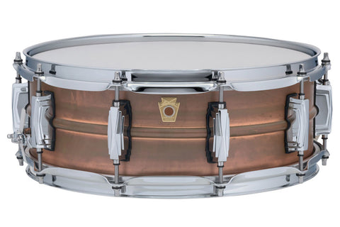 "Ludwig Copper-Phonic 5"" x 14"" Snare LC661"