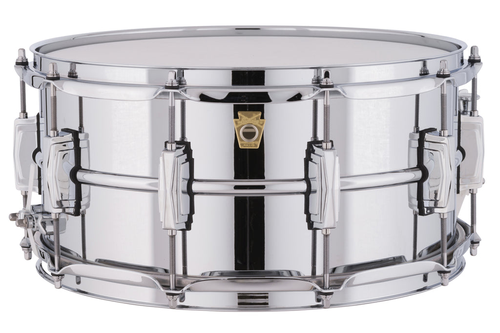 "Ludwig Supraphonic 6.5"" x 14"" Snare LM402"