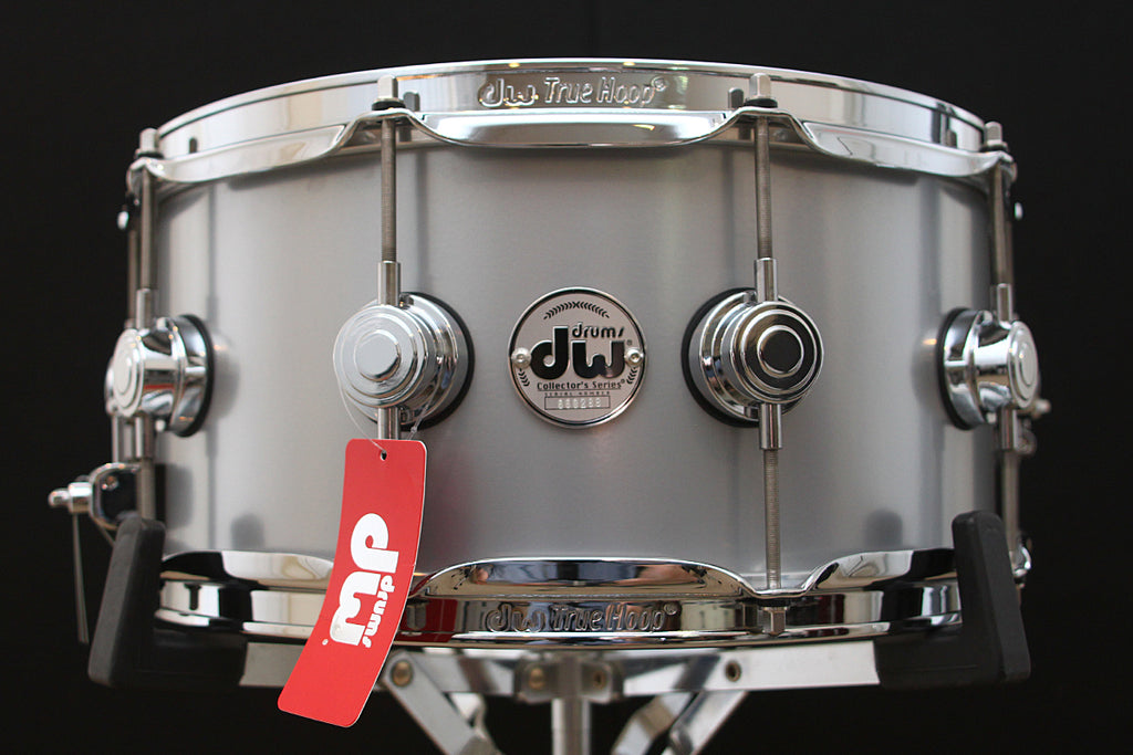 "DW Collectors Series Thin Aluminum 6.5"" x 14"" Snare"