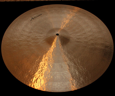 "Sabian Artisan 22"" Light Ride (2467g)"
