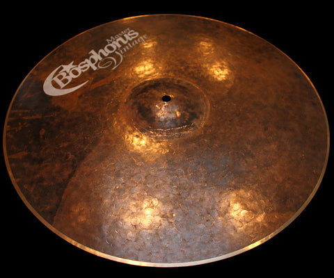"Bosphorus Master Vintage 18"" Ride (1390g)"