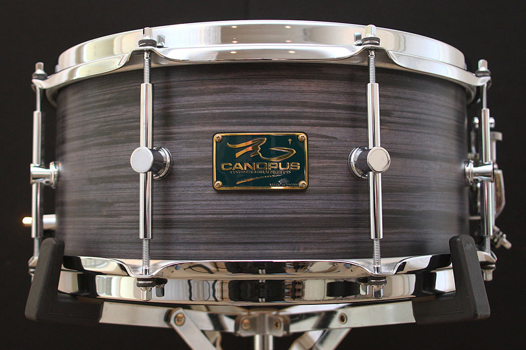 "Canopus Limited MO Round Edge Hoop 6.5"" x 14"" Snare"