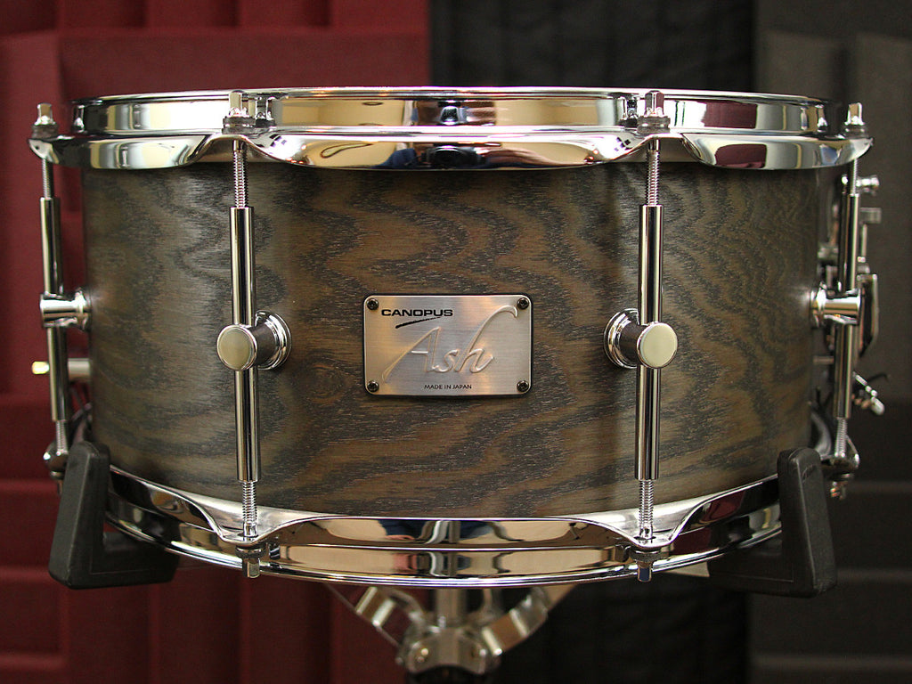 "Canopus Ash 6.5"" x 14"" Snare"