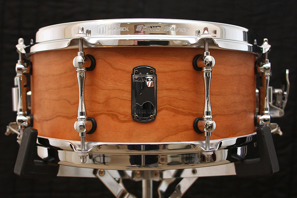 "Mapex Black Panther Design Lab Cherry Bomb 5.5"" x 13"" Snare"
