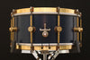 "A & F Drum Co Chandler Blue 6.5"" x 14"" Club Snare"