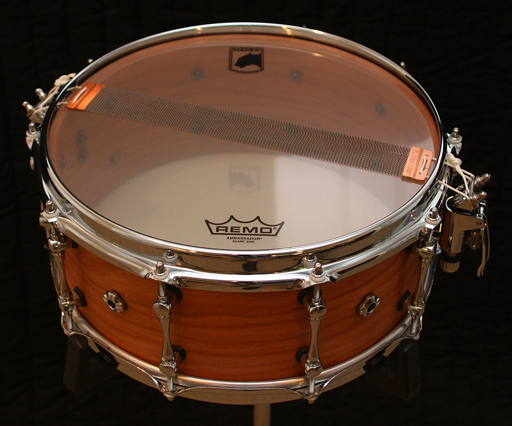 Mapex Black Panther Design Lab Cherry Bomb 6 X 14 Snare Boston