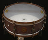 "A & F Drum Co 5"" x 14"" Raw Copper Snare"