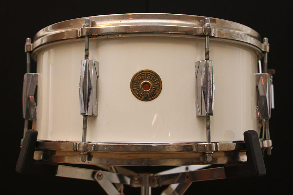 "Vintage Gretsch 6.5"" x 14"" 3-Ply Snare"