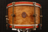 "A & F Drum Co Whisky Maple 8"" x 14"" Field Drum"