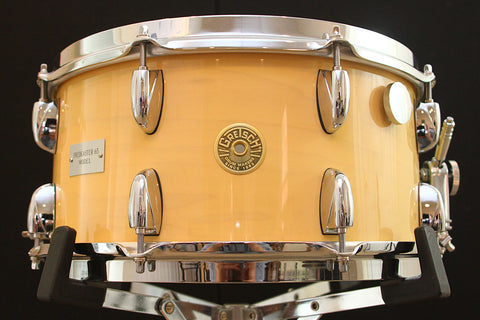 "Gretsch 50th Anniversary ""Fredkaster"" 7""x 14"" Snare Prototype"