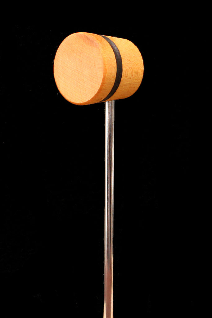 Low Boy Custom Lightweight Wood Bass Drum Beater