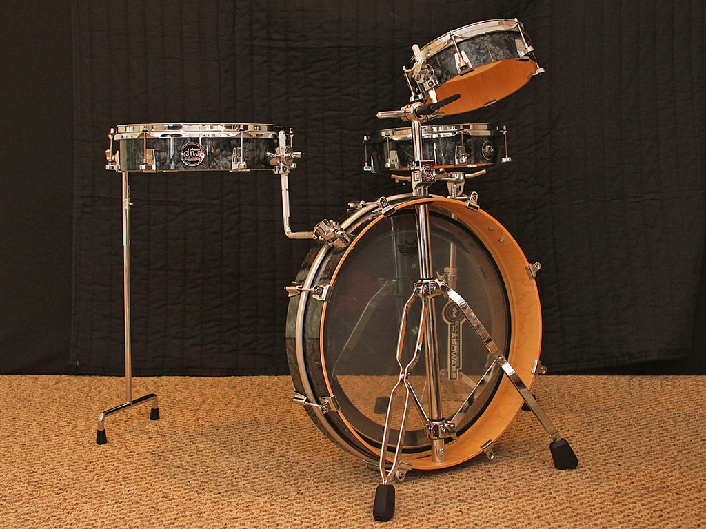 DW Performance Series 4-Piece Low Pro Kit