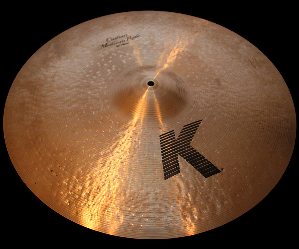 "Zildjian K Custom 22"" Medium Ride (2980g)"