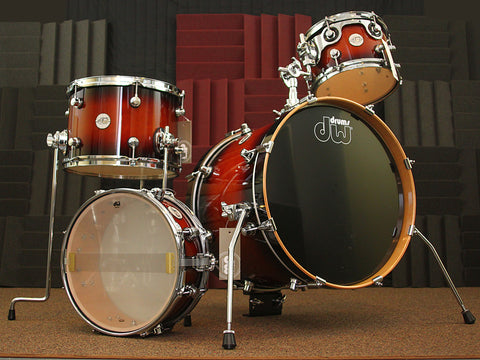 "DW Design Series Mini-Pro (18"" Bass Drum)"