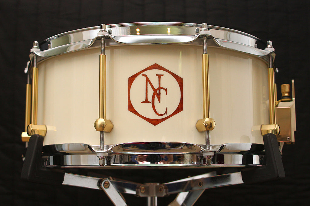 "Noble & Cooley Solid Shell Classic Cherry 6"" x 14"" Snare"