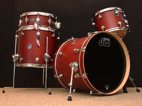 "DW Performance Series 20"" / 12"" / 16"" Kit & 14"" Snare"