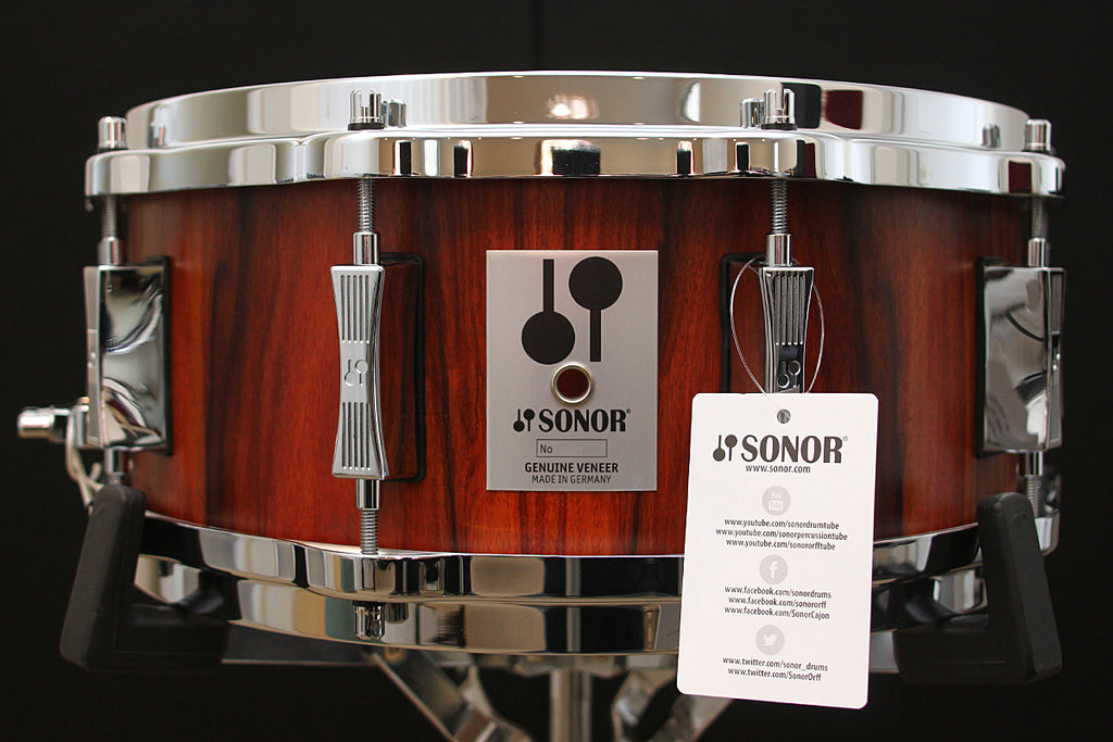 "Sonor D 515 PA Phonic Re-Issue 5.75"" x 14"" Snare Drum"