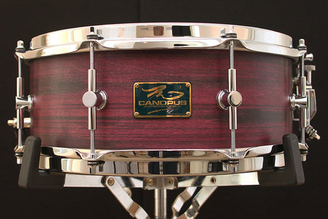 "Canopus Limited MO Round Edge Hoop 5.5"" x 14"" Snare"