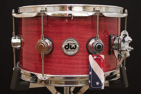 "DW Collectors Purpleheart 7"" x 13"" Snare"