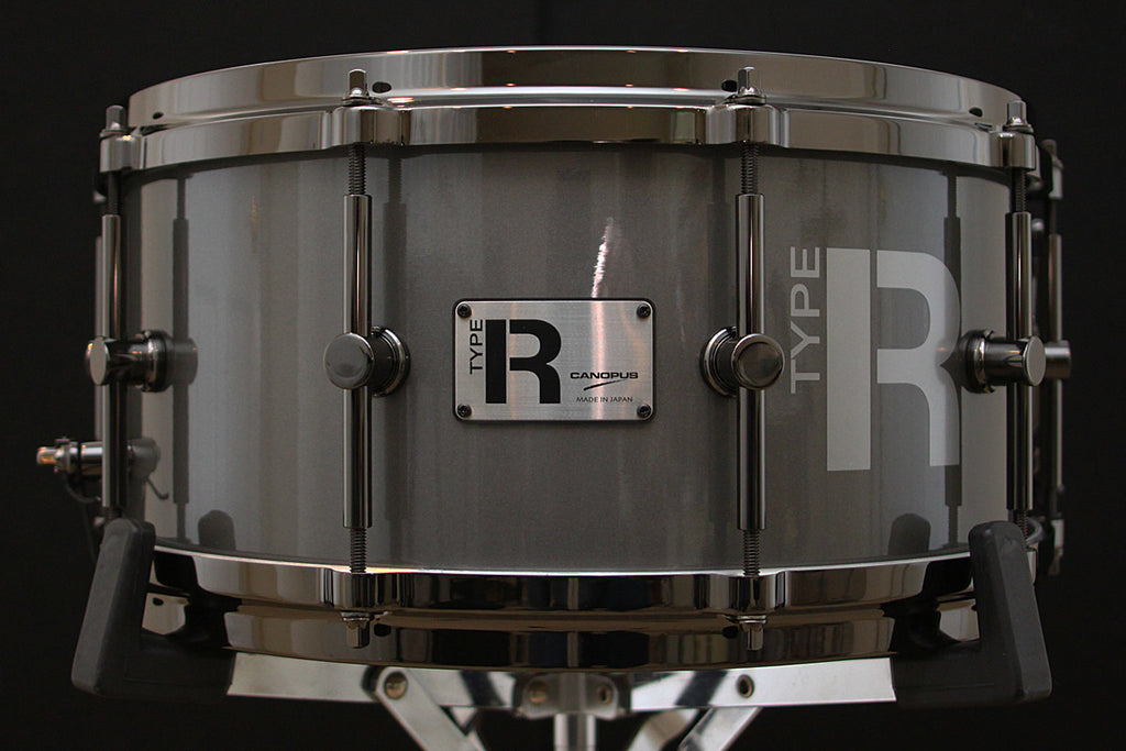 "Canopus Type R Series 6.5"" x 14"" Snare"