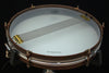 "A & F Drum Co 1.5"" x 14"" Raw Steel Pancake Snare"