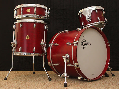 "Gretsch USA Custom 20"" / 12"" / 14"" Kit & Snare"