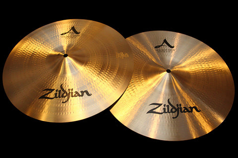 "A. Zildjian 15"" New Beat Hats (1131 & 1618g)"