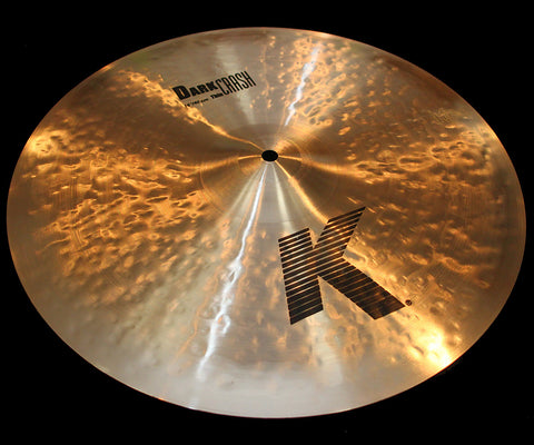 "Zildjian K 16"" Dark Crash Thin (1038g)"