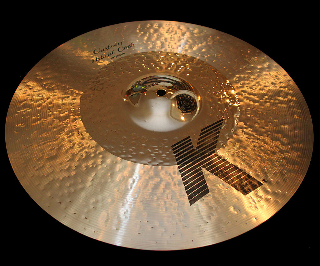 "Zildjian K Custom 17"" Hybrid Crash (1294g)"