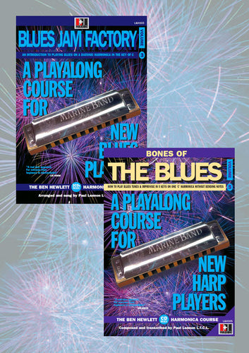 The Blues Harp Basics Collection downloadable book