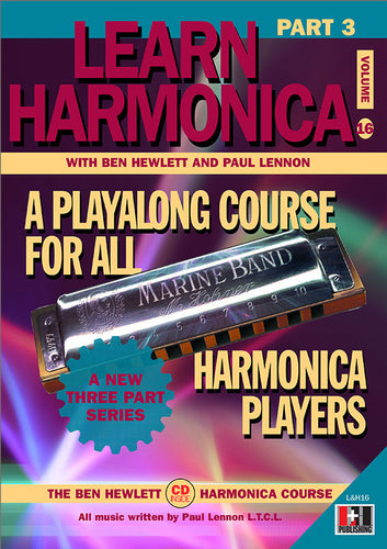 Learn Harmonica downloadable book