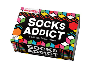 Sock Addicts Odd Socks