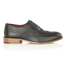 Load image into Gallery viewer, Gatsby Black Brogue