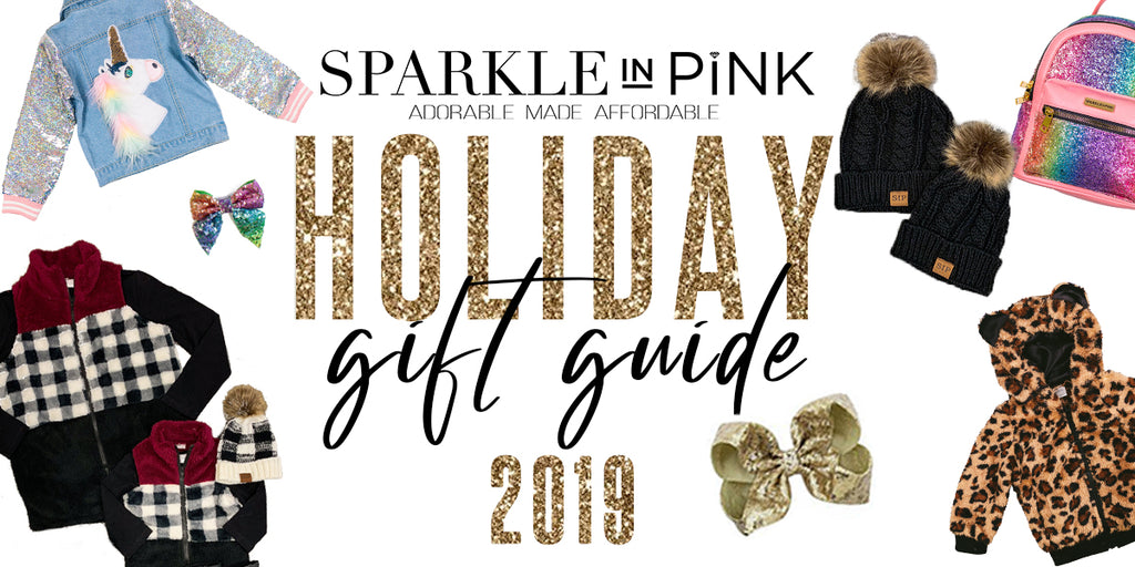 Sparkle In Pink Holiday Gift Guide 2019