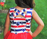 Old Glory Tutu Dress - Sparkle in Pink