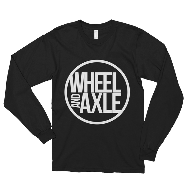 Wheel and Axle Original Logo Long Sleeve Shirt