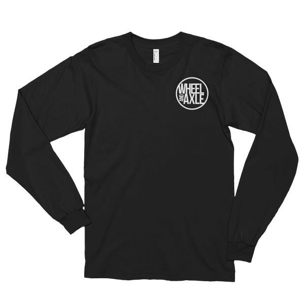 Wheel Axle - Original Long Sleeve Shirt