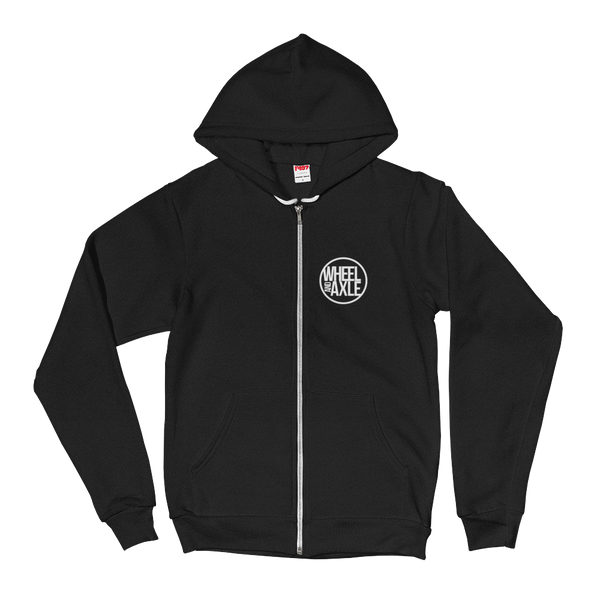 Wheel Axle Original Clothing  - Hoodie Sweatshirt