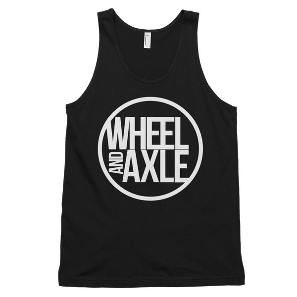 Wheel and Axle - Original Logo Wheelchair Sports Clothing