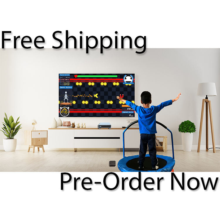 UNIS Elite Games Trampoline Kits (First 50 orders free shipping within USA) $USD