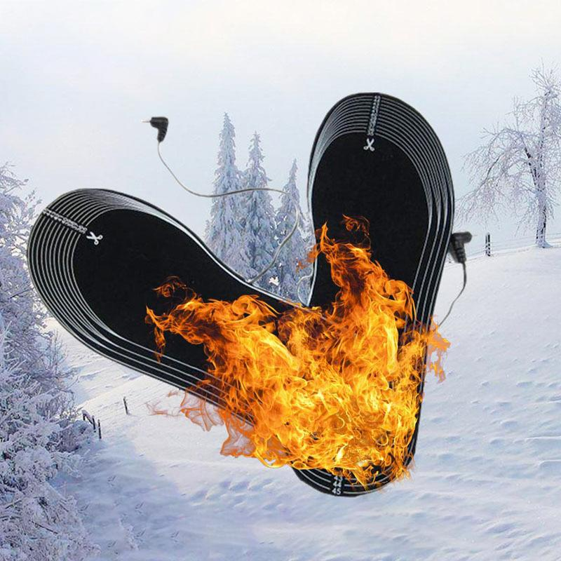 OhCoolstule™Ice Fishing Rechargeable Battery Powered Heated Insoles - OhCoolstule