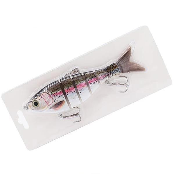 OhCoolstule™ Fishing Lure 6 Multi Jointed Swimbaits 6.7in 2.36oz - OhCoolstule