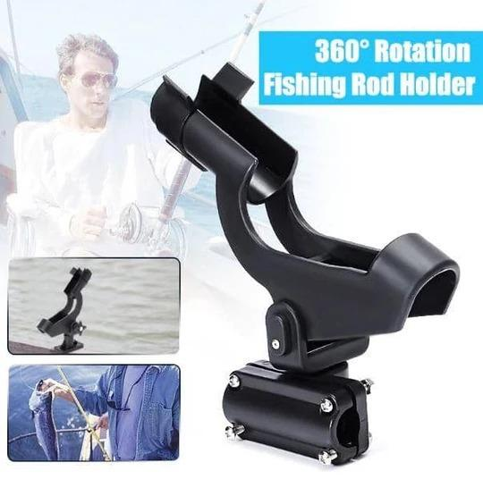 OhCoolstule™ 360 Rotation Fishing Rod Holder - OhCoolstule