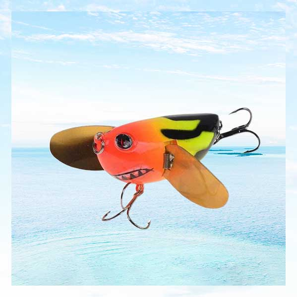 OhCoolstule™ Fishing Lure Hard bait Topwater Floating Crank 6cm 12.7g 2Pcs