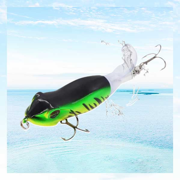 OhCoolstule™ Fishing Lure Hard Bait Topwater Bass Whopper Plopper