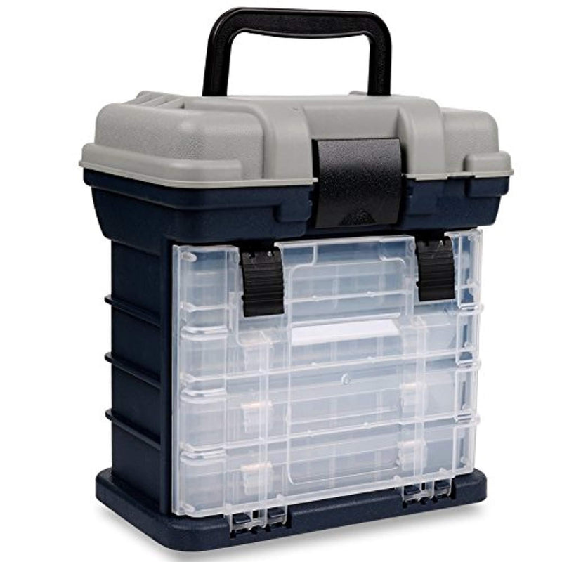 Fishing Accessories Fishing Tackle Box Portable 4 Layers - OhCoolstule